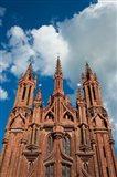 Lithuania, Vilnius, St Anne, Bernardine Churches