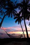 Sunset at Garden Island Resort, Taveuni, Fiji