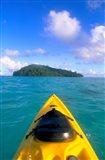 Kayak, Kadavu, Fiji