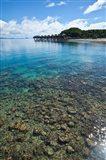 View of Likuliku Lagoon Resort, Malolo Island, Fiji
