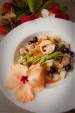 Breakfast cuisine, Yasawa Island Resort, Fiji