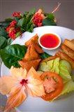 Samosa, Cuisines, Yasawa Island Resort, Fiji