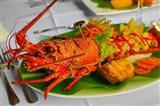 Lobster Dish, Fiji