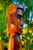 Tiki Carving, Taveuni, Fiji