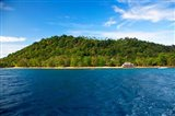 Seaview of Matangi Private Island Resort, Fiji