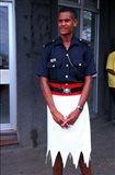 Police Officer, Sigatoka, Fiji