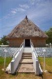 Meeting House, Solevu Village, Malolo Island, Fiji