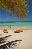 Beach, Plantation Island Resort, Malolo Lailai, Fiji
