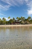 Beach at Outrigger on the Lagoon Resort, Fiji