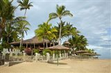 Beach at Outrigger on the Lagoon Resort, Coral Coast, Fiji