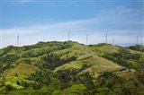 Wind energy farm, Sigatoka, Coral Coast, Viti Levu Fiji