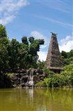 Fiji, Viti Levu, Polynesian Cultural Center