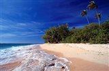 Fiji Islands, Tavarua, Beach