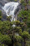 Spring Run-Off At Cascade Falls