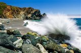 Crashing Surf, Limekiln State Park