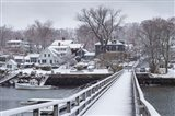 Cape Ann In The Winter, Massachusetts