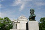 Mississippi, Vicksburg, Bust of Brigadier General John E Smith