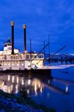 Mississippi, Natchez Isle of Capri, riverboat