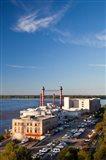 Ameristar Casino, Mississippi River, Mississippi