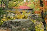 Albany Bridge, White Mountain Forest, New Hampshire