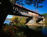 New Hampshire, Blair Bridge, Pemigewasset River
