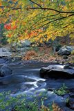 Packers Falls on the Lamprey River, New Hampshire
