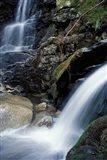 Coosauk Falls, Bumpus Brook, White Mountain National Forest, New Hampshire