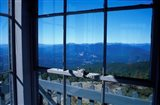Kearsarge North, View From Inside the Fire Tower, New Hampshire