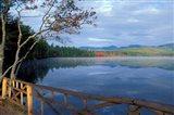 Fall Reflections in Chocorua Lake, White Mountains, New Hampshire