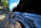 Ammonoosuc River Falls, Cohos Trail, New Hampshire