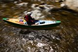 Canoeing the Ashuelot River in Surry, New Hampshire