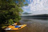 Kayak, Mirror Lake, Woodstock New Hampshire