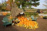 Moulton Farm farmstand in Meredith, New Hampshire