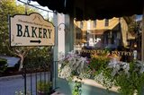 Bakery at Mill Falls Marketplace in Meredith, New Hampshire