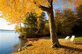 Lodge, Lake Winnipesauke, New Hampshire