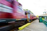 Scenic railroad, Laconia, New Hampshire