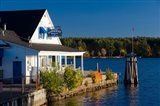 Wolfeboro Dockside Grille on Lake Winnipesauke, Wolfeboro, New Hampshire