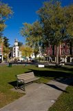Downtown Whitefield, New Hampshire