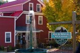 Old Mill Art Gallery in Whitefield, New Hampshire