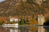 The Balsams Resort in Dixville Notch, New Hampshire