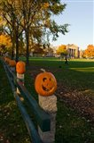 Dartmouth College Green, Hanover, New Hampshire