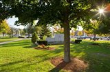 Town Green in Claremont, New Hampshire