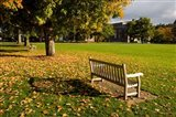 The Dartmouth College Green in Hanover, New Hampshire