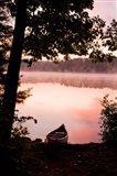 Canoe, Pawtuckaway Lake, New Hampshire