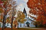Meeting House at Sugar Hill, New Hampshire