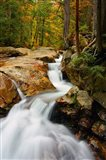 Pemigewasset River in Franconia Notch State Park, New Hampshire