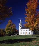 Jaffrey Centre in Autumn, New Hampshire