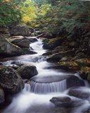 Gordon Water Falls, Appalachia, White Mountains, New Hampshire