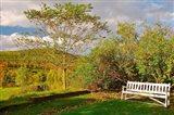 New Hampshire, Sugar Hill, Bench