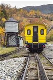 New Hampshire, White Mountains, Bretton Woods, Mount Washington Cog Railway